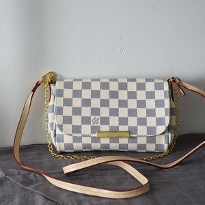 Louis Vuitton 8 x 5 x 2 azur